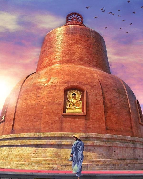 4 Thiền viện Trúc Lâm nổi tiếng ở Nam Bộ-13