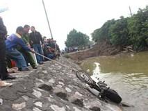 Bí ẩn chiếc xe máy nằm dưới mương nước nhưng vẫn chưa tìm thấy nạn nhân