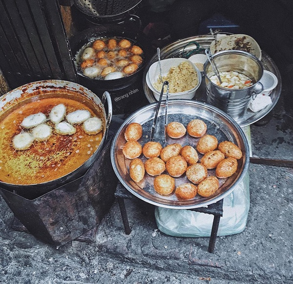 Phở tíu và 6 món ngon đường phố đáng thử ở ngõ chợ Đồng Xuân-7