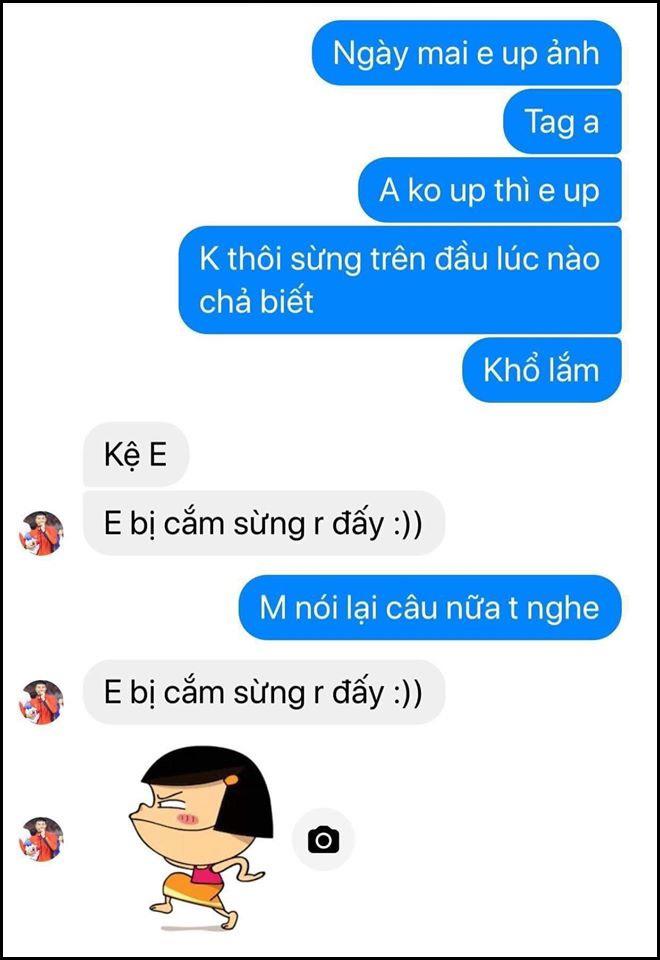 Thủ môn Văn Toản của U22 Việt Nam bị tố bắt cá hai tay, lộ tin nhắn thách thức người yêu cũ càng khiến dân mạng không ngờ-8