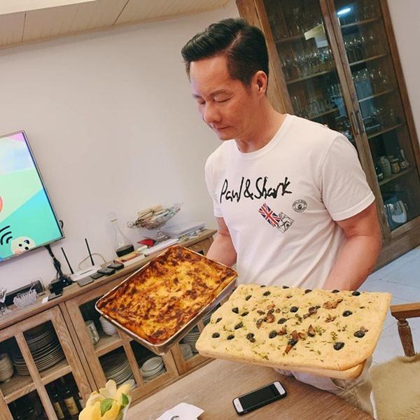 Khoe món ngon đẹp lạ chồng nấu, Phan Như Thảo: Cũng không có gì, chỉ là một bữa bình thường-7