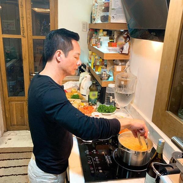 Khoe món ngon đẹp lạ chồng nấu, Phan Như Thảo: Cũng không có gì, chỉ là một bữa bình thường-8