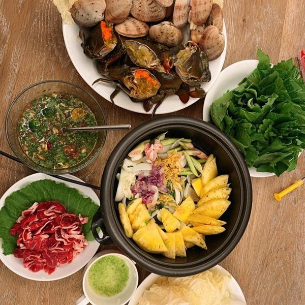 Khoe món ngon đẹp lạ chồng nấu, Phan Như Thảo: Cũng không có gì, chỉ là một bữa bình thường-14