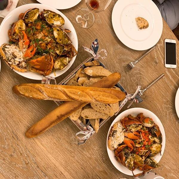 Khoe món ngon đẹp lạ chồng nấu, Phan Như Thảo: Cũng không có gì, chỉ là một bữa bình thường-15
