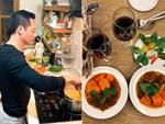 Vừa sang Mỹ định cư, Diệu Hương làm món ăn ai nhìn cũng nhớ quê nhà-12