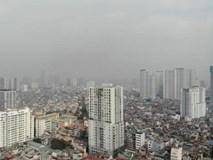 Hình ảnh chân thực về không khí Hà Nội dù trời hửng nắng