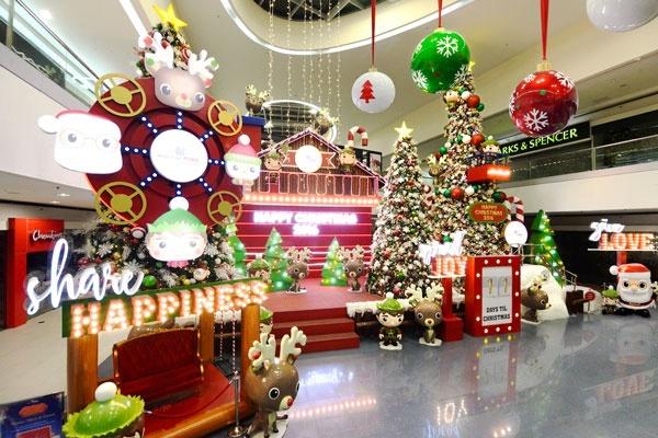 4 đất nước hút khách đón Giáng sinh tại châu Á-5