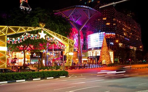 4 đất nước hút khách đón Giáng sinh tại châu Á-9