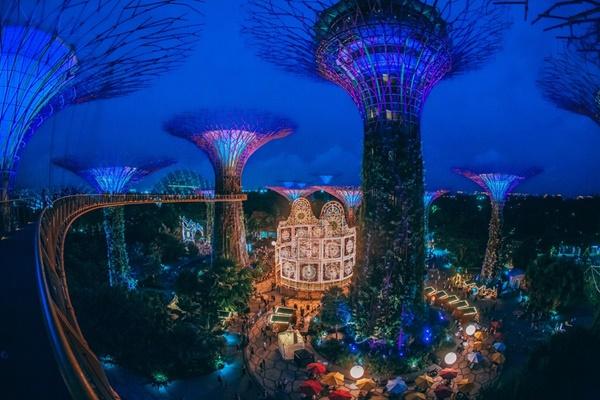 4 đất nước hút khách đón Giáng sinh tại châu Á-11