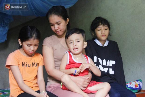 Đường cùng của người mẹ tìm cách bán thận cứu con trai 4 tuổi u não, nào ngờ phát hiện bản thân bị viêm gan C giai đoạn cuối-12