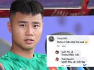 Bất chấp scandal bắt cá 2 tay, Văn Toản đăng status đầu tiên hậu ồn ào, không quên comment qua lại với girl xinh bị tố là 'tiểu tam'
