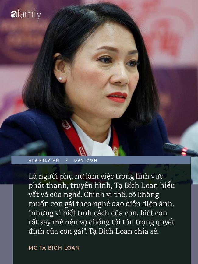 Người phụ nữ quyền lực VTV Tạ Bích Loan giữ chuyện đời tư kín như bưng, nhưng quan điểm dạy con hiếm hoi được bật mí gây bất ngờ-6