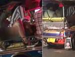 Cặp đôi thản nhiên mây mưa ngay trên xe buýt, đáng chỉ trích hơn là phương tiện đi ngang nhiều trường học, nguy cơ ảnh hưởng đến những đứa trẻ-3