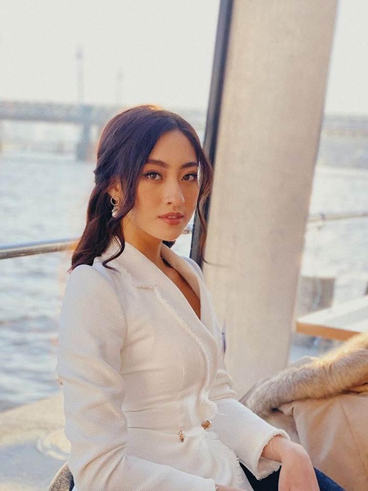 Kỳ Duyên và dàn hoa hậu Việt ưa chuộng phong cách gợi cảm-13
