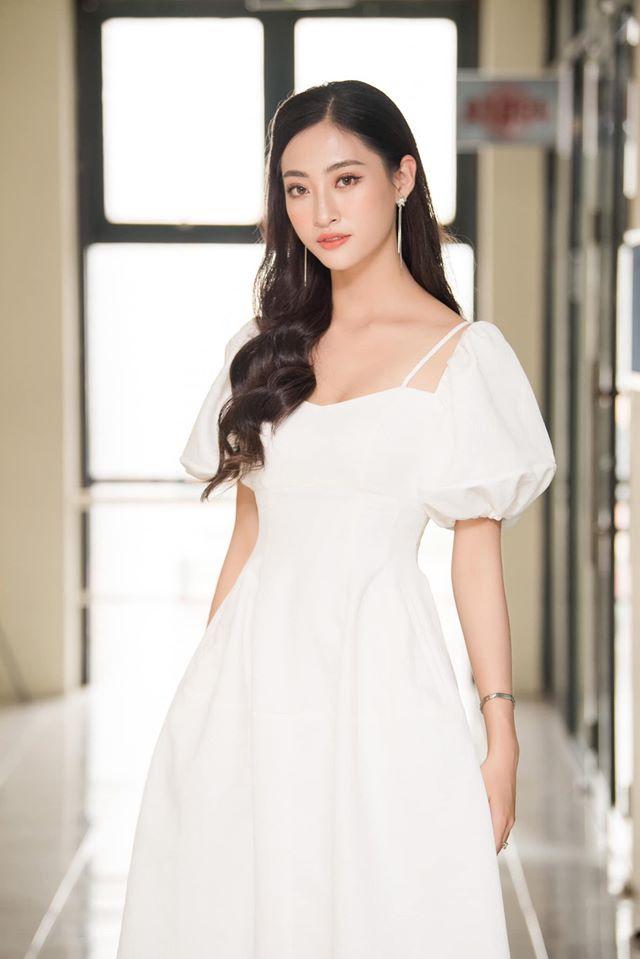 Kỳ Duyên và dàn hoa hậu Việt ưa chuộng phong cách gợi cảm-15