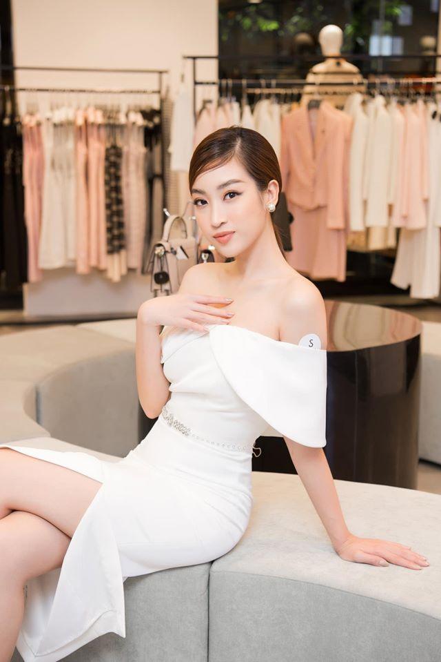 Kỳ Duyên và dàn hoa hậu Việt ưa chuộng phong cách gợi cảm-7