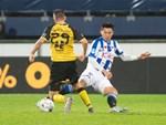 Sau màn ra mắt ngắn ngủi, Đoàn Văn Hậu nhận tin không thể vui hơn từ HLV SC Heereenveen-7