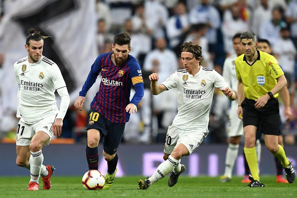 Siêu kinh điển: Messi, ác mộng của Real Madrid-1