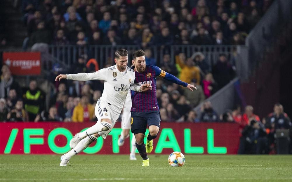 Siêu kinh điển: Messi, ác mộng của Real Madrid-2