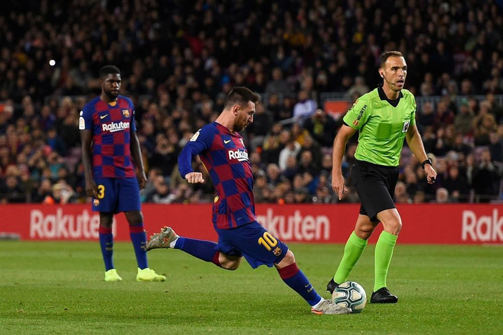 Siêu kinh điển: Messi, ác mộng của Real Madrid-3
