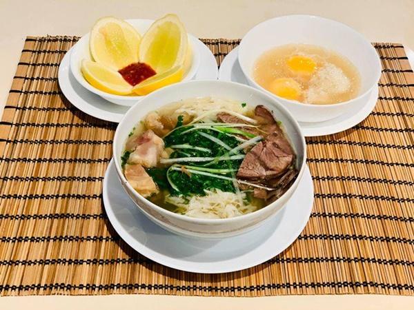 Vừa sang Mỹ định cư, Diệu Hương làm món ăn ai nhìn cũng nhớ quê nhà-3
