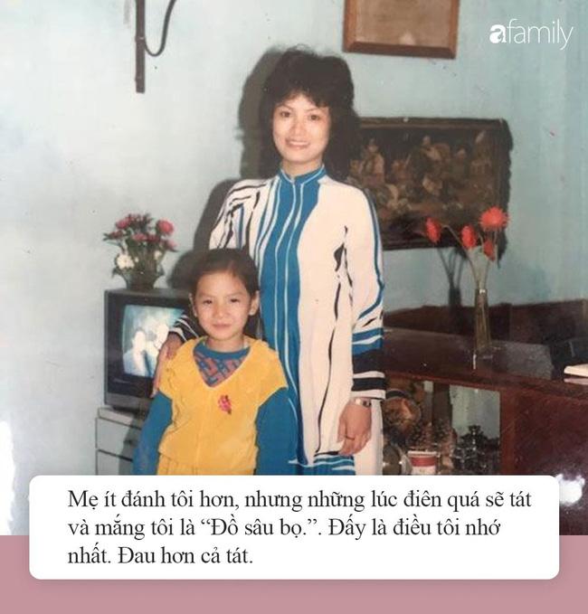 Đan Lê tâm sự về thời niên thiếu: Tôi là một đứa trẻ lớn lên trong gia đình thường xuyên bị bố đánh và mẹ mắng Đồ sâu bọ-3