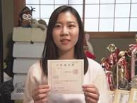 Nữ sinh được tuyển thẳng đại học nhờ biệt tài vớt cá vàng