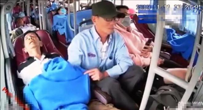 Tiết lộ về hơi thở của quỷ - nghi vấn số 1 khiến nhiều người bị cướp trên xe khách-1