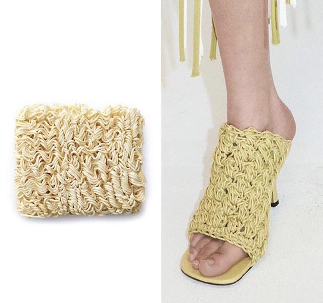 Với style của Phượng Chanel, chắc chắn sẽ rất ưng ý mẫu giày mì tôm vừa được ra mắt đã hot – hòn – họt này-3