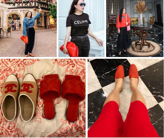 Với style của Phượng Chanel, chắc chắn sẽ rất ưng ý mẫu giày mì tôm vừa được ra mắt đã hot – hòn – họt này-4