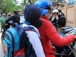 Cha mẹ lưu ý: Học sinh Mầm non, Tiểu học tại Hà Nội được đề xuất sẽ nghỉ học nếu ô nhiễm không khí tới mức nguy hại