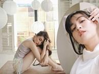 """Vẻ đẹp hút hồn của MC VTV đang gây """"sốt"""" trong phim Mắt biếc"""
