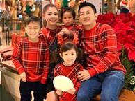 Con trai Ngô Kiến Huy đã lớn và hiểu chuyện khi hỏi Thanh Thảo 'ai là ba là mẹ con vậy mẹ?'