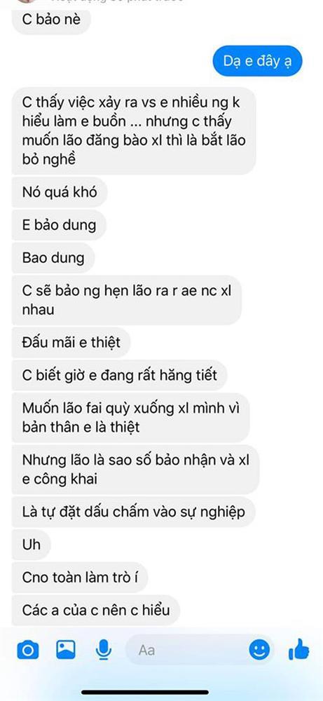 Cô gái trong drama tố Hồ Quang Hiếu hiếp dâm bất ngờ tung thêm bằng chứng, lần này người quen nam ca sĩ vào cuộc-1