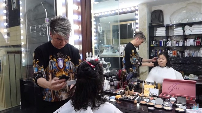 Đàm Vĩnh Hưng: Tới tận lúc gặp anh Hoài Linh, tôi vẫn còn làm tóc-2