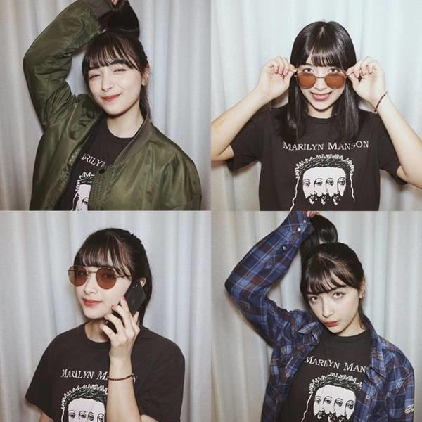 Cặp chị em lai Rumani Nhật Bản xinh đẹp như thiên thần-14