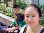 Lê Phương đăng ảnh người yêu cũ 8 năm và chồng thân thiết bên nhau-5