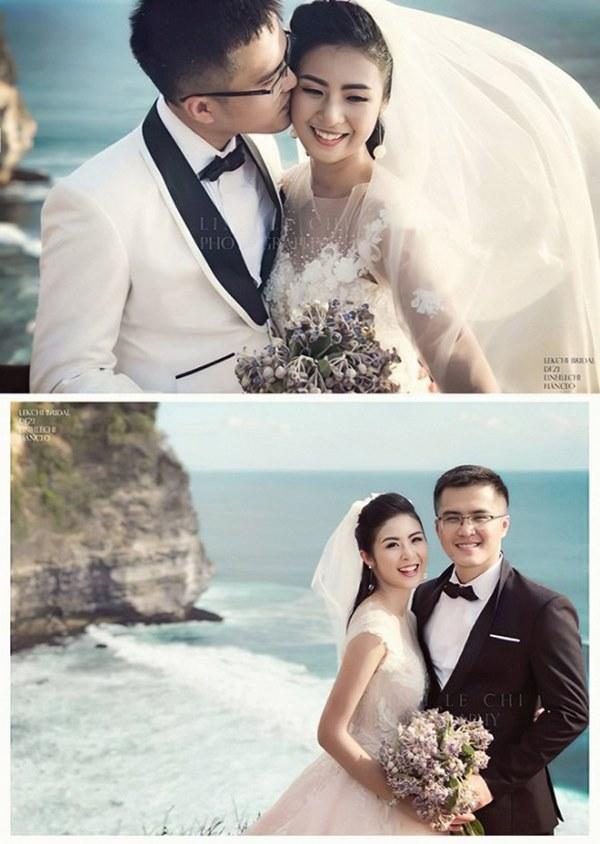Hot: Lộ ảnh Hoa hậu Ngọc Hân bí mật làm lễ dạm ngõ với bạn trai nhiều năm?-3