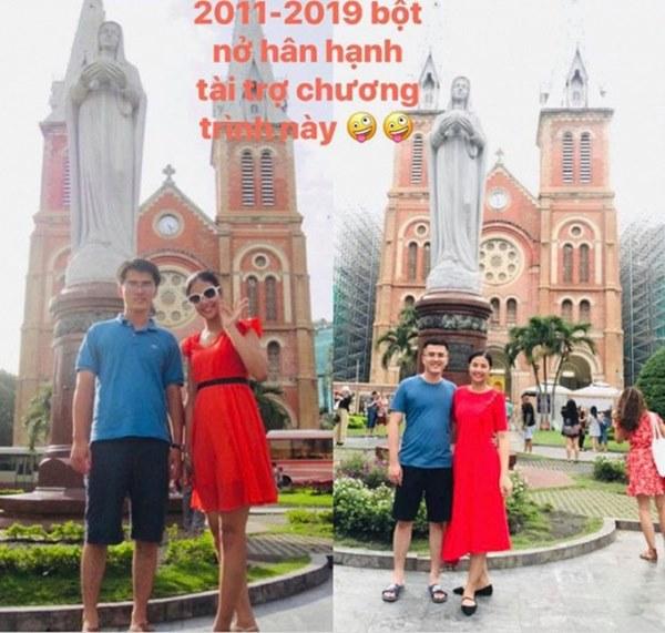 Hot: Lộ ảnh Hoa hậu Ngọc Hân bí mật làm lễ dạm ngõ với bạn trai nhiều năm?-5