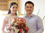 Sau tin đồn làm lễ dạm ngõ, chồng sắp cưới của Hoa hậu Ngọc Hân đã công khai đăng ảnh tình tứ-3