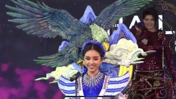 Người đẹp Hungary đăng quang Hoa hậu Liên lục địa 2019, đại diện Việt Nam ra về tay trắng-2