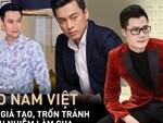 """Dàn mỹ nam VTV hiếm hoi hội ngộ chung khung hình: Ai cũng điển trai, nhan sắc dao kéo"""" của Việt Anh gây chú ý-5"""