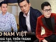Sao nam Vbiz dính mác vô tâm với con cái: Việt Anh bị vợ cũ tố 10 năm trốn trách nhiệm, Lam Trường nhận câu hỏi đau lòng 'Ông là ai?'