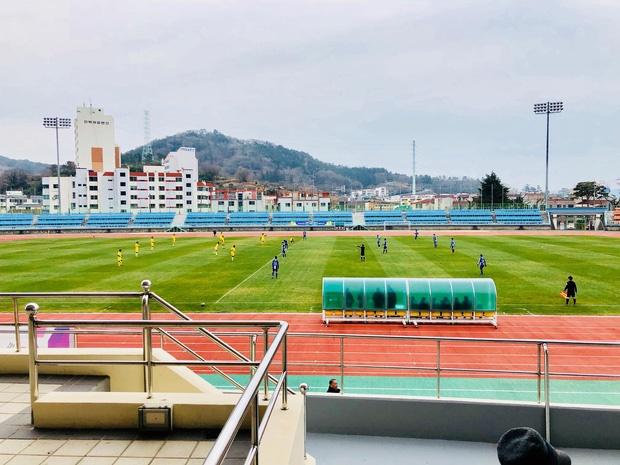 U23 Việt Nam thắng đội hạng 3 Hàn Quốc, fan nhầm tưởng Quang Hải ghi bàn vì chiêu của thầy Park-1