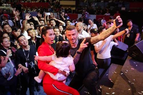 4 nhóc tỳ hot MXH 2019: Con Hà Anh được David Beckham khen, con Đan Trường sống cực sang chảnh-2