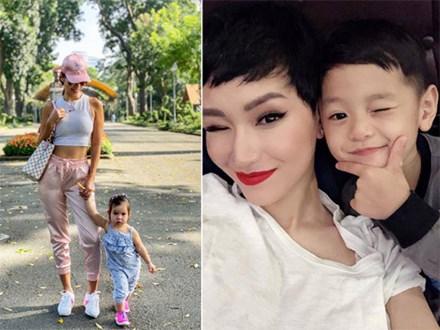 4 nhóc tỳ hot MXH 2019: Con Hà Anh được David Beckham khen, con Đan Trường sống cực sang chảnh