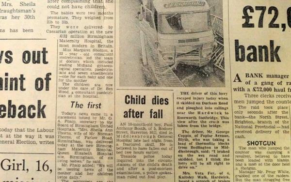 Bức ảnh cũ gần 50 năm được đăng trên Facebook đã tố cáo tội ác man rợ của người cha dượng với con riêng của vợ-2