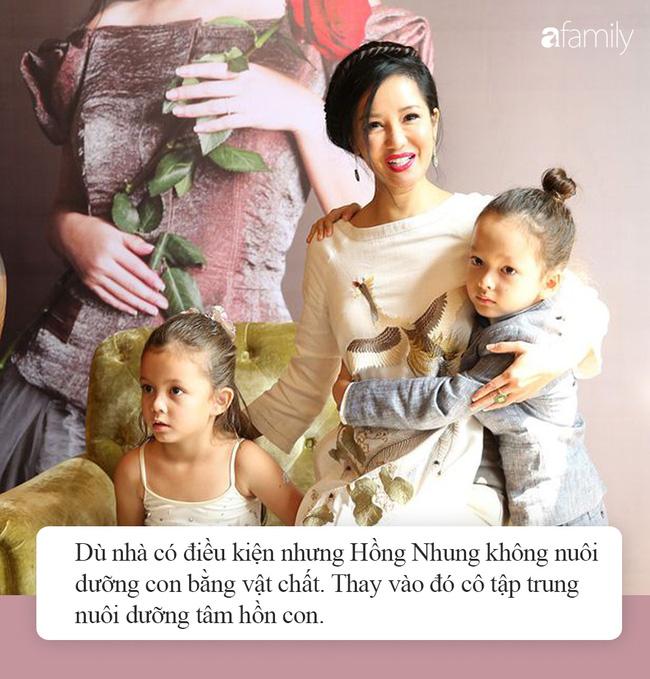 """Nhà giàu nhưng 2 con của Hồng Nhung không biết iPad là gì còn nhầm tưởng rất ngộ nghĩnh, nguyên nhân từ cách dạy không giống ai"""" của nữ Diva-3"""