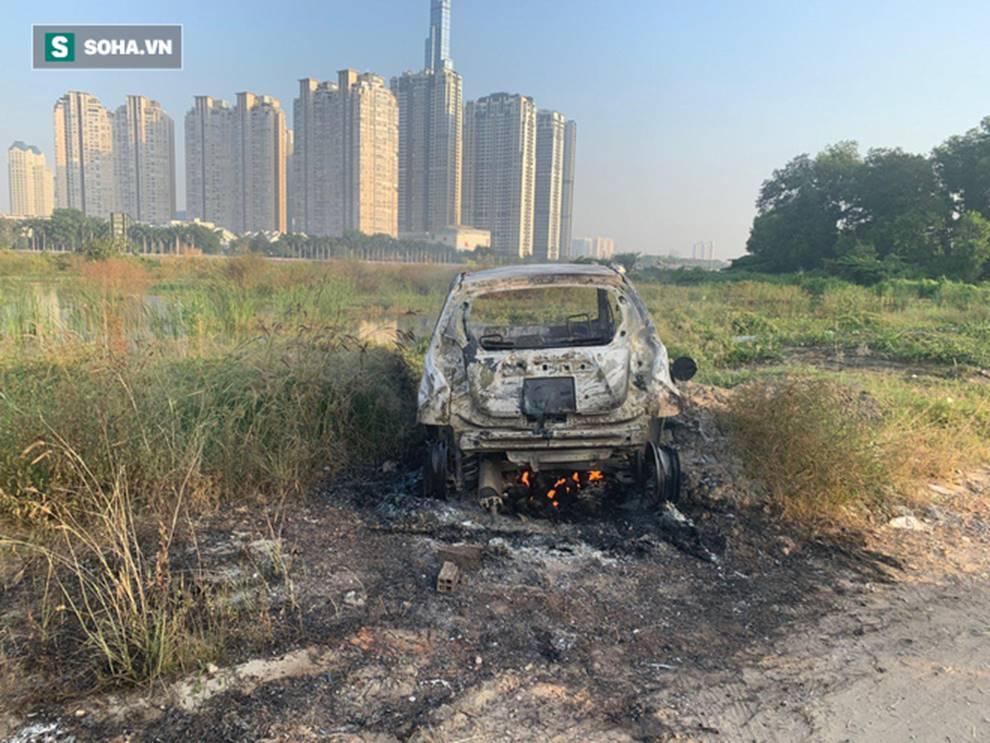 Tạm giữ người đàn ông Hàn Quốc, tình nghi giết người cướp tài sản, đốt ô tô phi tang ở Sài Gòn-2