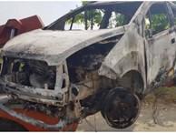 Tạm giữ người đàn ông Hàn Quốc, tình nghi giết người cướp tài sản, đốt ô tô phi tang ở Sài Gòn